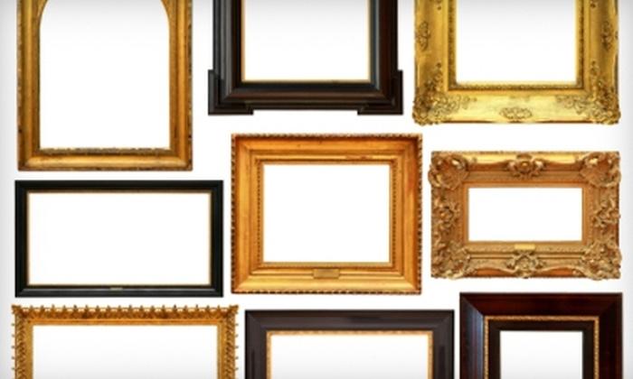 ArtDevons - Caldwell: $35 for $120 Worth of Custom Framing and Artwork at ArtDevons in Caldwell