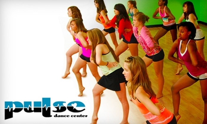 Pulse Dance Center - Belair: $22 for Four Weekly Dance Sessions at Pulse Dance Center ($45 value)