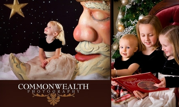 "Commonwealth Photography - Bermuda: $49 for a Studio Holiday Photography Session and a 5""x7"" Portrait, Plus $10 Off Holiday Card Order, at Commonwealth Photography ($114 Value)"