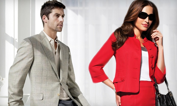 Utah Woolen Mills - Rio Grande: $49 for $100 Worth of Fine Apparel and Accessories for Men and Women at Utah Woolen Mills