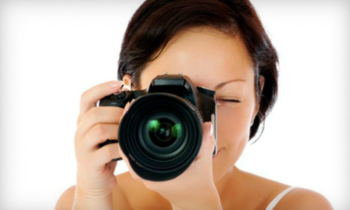 Hayne Photographers - Norfolk: $59 for Four-Hour Photography Class Package with In-Studio Shoot at Hayne Photographers in Norfolk ($300 Value)