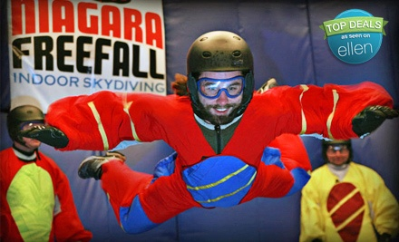 Niagara Freefall and Interactive Center - Niagara Freefall and Interactive Center in Niagara Falls