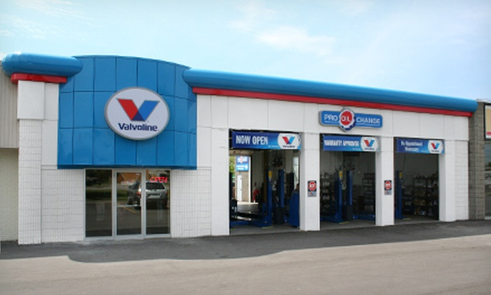 Pro Oil Change - Ajax: $18 for an Oil Change with Fluid Top-Off and 21-Point Inspection at Pro Oil Change in Ajax ($49.70 Value)