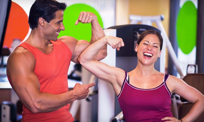 Coop's Health & Fitness - Multiple Locations: $39 for Two Months of Unlimited Gym Access and Tanning at Coop's Health & Fitness ($355 Value)