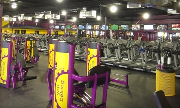 Planet Fitness - Multiple Locations: $20 for a Two-Month Membership to Planet Fitness (Up to $89 Value)