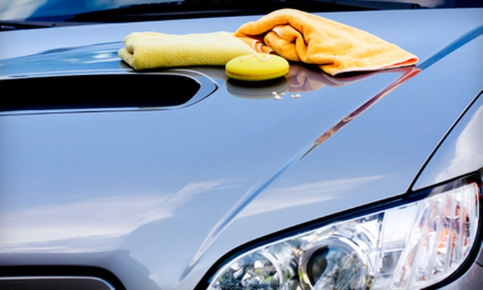 Gav's Auto Care - Saranap: Car-Wash Packages at Gav's Auto Care in Walnut Creek (Up to 56% Off). Three Options Available.