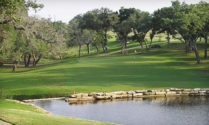 Vaaler Creek Golf Club - Blanco: $30 for 18 Holes of Golf, Cart, and Range Balls at Vaaler Creek Golf Club in Blanco