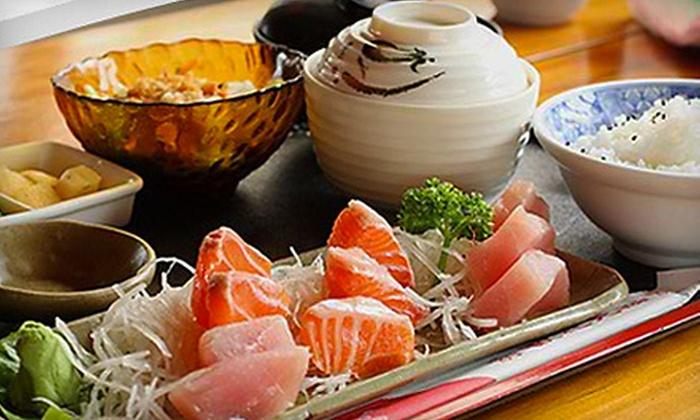 Hibachi Teppanyaki & Sushi Bar - Cowtown Park: $20 for $40 Worth of Japanese Fare at Hibachi Teppanyaki & Sushi Bar in Burleson