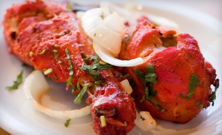 $30 Groupon for 2 or More People - Khyber Indian Fusion in Cherry Hill