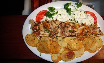 Santorini Grill: $30 Groupon for Greek Dinner - Santorini Grill in Brooklyn