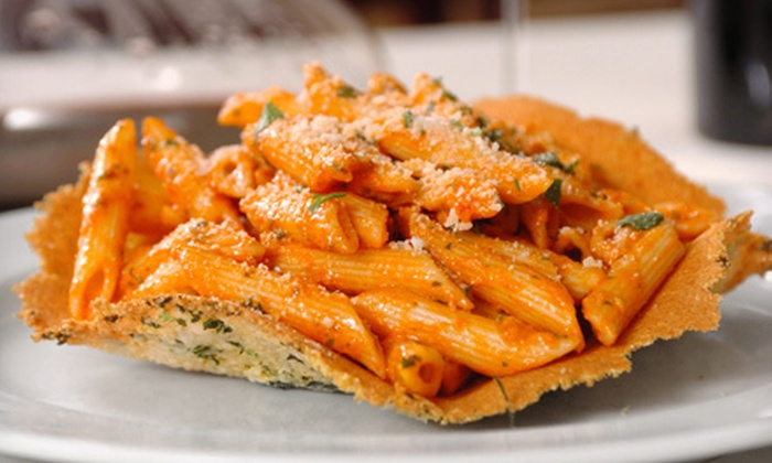 Massimo's Eclectic Fine Dining - Harbor Lakes: $25 for $50 Worth of Italian-Inspired Fusion Cuisine for Dinner at Massimo's Eclectic Fine Dining in Palm Harbor