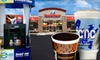 Thorntons - Multiple Locations: $10 for $20 Worth of E-85 Flex Fuel Plus a Free Coffee or Fountain Drink at Thorntons. Valid at Seven Locations.