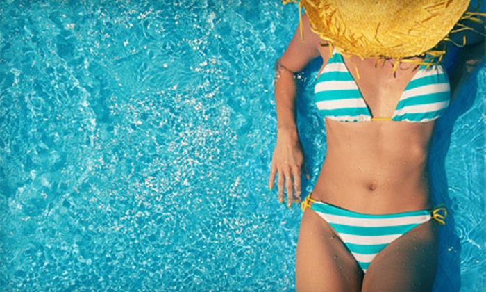 The Hot Spot Tanning Co. - East Lake: One Month of Unlimited UV Tanning or Three Spray-Tan Sessions at The Hot Spot Tanning Co. in Palm Harbor (Up to 63% Off)
