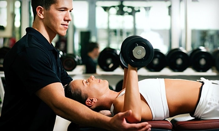 One on One Personal Training Center - Northbrook: $150 for Eight Personal-Training Sessions at One on One Personal Training Center in Northbrook (Up to $480 Value)