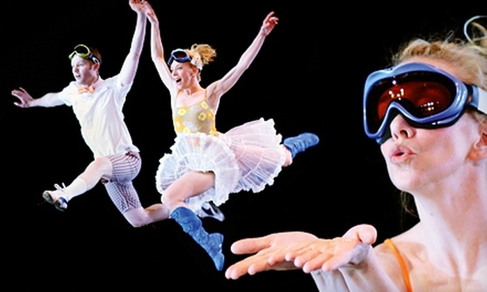 """Ballet Nouveau Colorado - Federal Heights: $33 for Two Tickets to """"Rarities & Oddities"""" at Ballet Nouveau Colorado (Up to $66 Value). Three Options Available."""