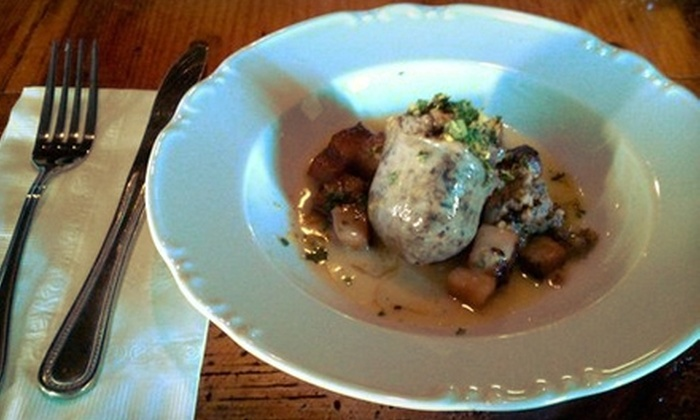 The Haven - Jamaica Plain: $15 for $30 Worth of Scottish Lunch or Brunch Fare at The Haven in Jamaica Plain