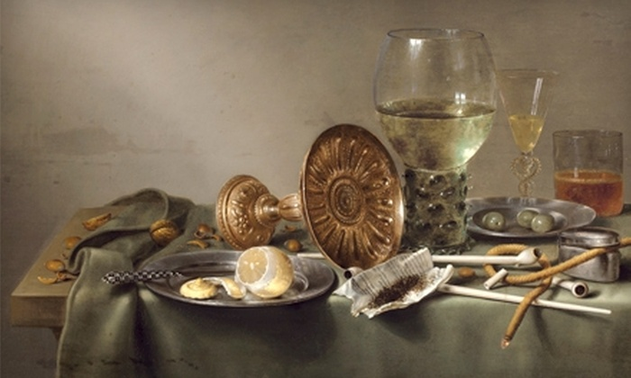 "Peabody Essex Museum - Salem: $5 for One Ticket to ""Golden: Dutch and Flemish Masterworks from the Rose-Marie and Eijk van Otterloo Collection"" at the Peabody Essex Museum in Salem (up to $15 Value)"