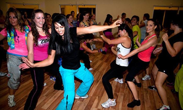iDanze Studio - Southpark: $50 Worth of Dance-Fitness Classes