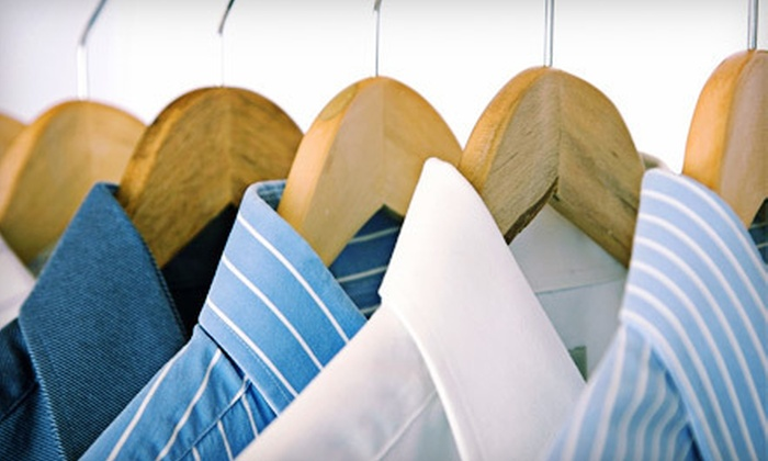 Wagner's European Fabricare - Vancouver: Dry-Cleaning Services with Pickup and Delivery from Wagner's European Fabricare (Up to 51% Off). Two Options Available.