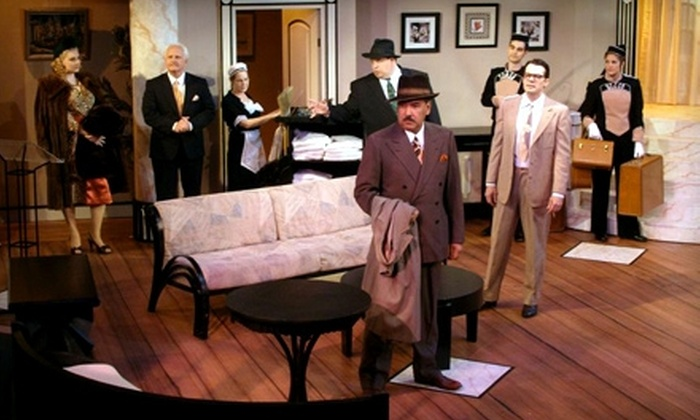 Good Company Players - Multiple Locations: $16 for Two Tickets to a Good Company Players Performance at 2nd Space Theatre (Up to $32 Value)