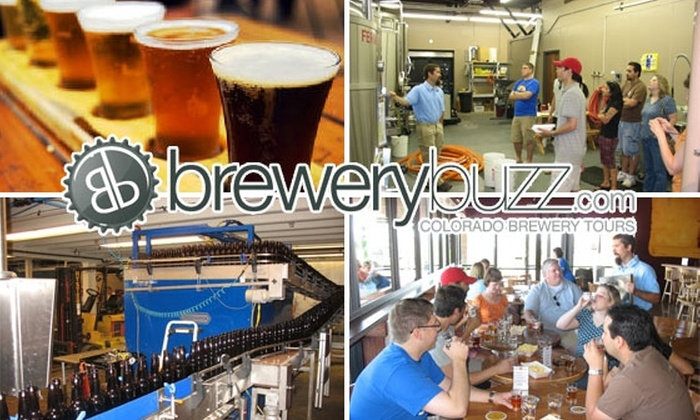 Brewery Buzz - Denver: $35 for Tour of Three Craft Breweries with Brewery Buzz