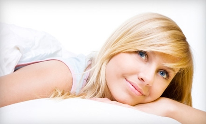 Affinity Day Spa - Multiple Locations: $99 for Photo Rejuvenation and Microdermabrasion at Affinity Day Spa ($460 Value). Two Locations Available.