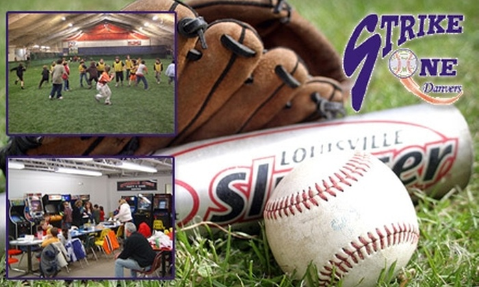 Strike One Sports Complex - Danvers: $20 for Two All-Sports Day Camp Passes to Strike One Sports Complex ($80 Value)