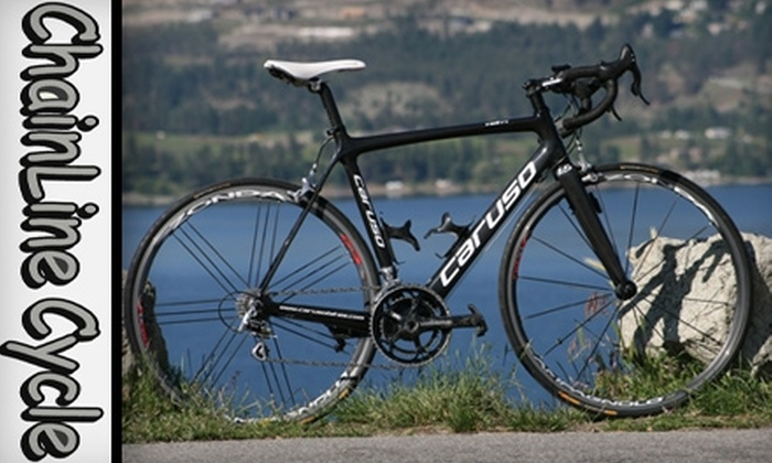 ChainLine Cycle - Central City: $12 for Basic Bicycle Tune-up at ChainLine Cycle