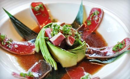 $20 Groupon for Dinner - Nagoya Steak and Sushi in Austin