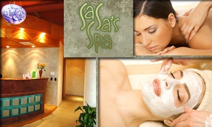 SaSa's Spa - Bolton Hill: $100 Worth of Luxurious Services at SaSa's Spa