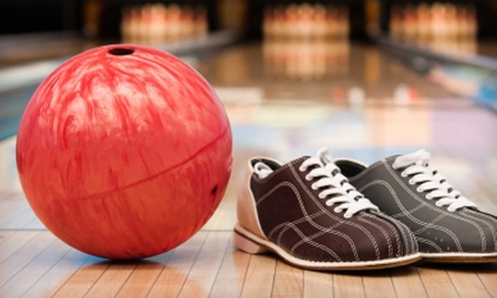 J.D. Legends - Nicholasville: $12 for $25 Worth of Bowling at J.D. Legends