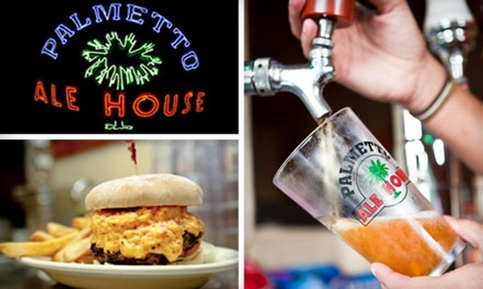 Palmetto Ale House - James Island: $10 for $20 Worth of Gourmet Pub Grub and Libations at Palmetto Ale House