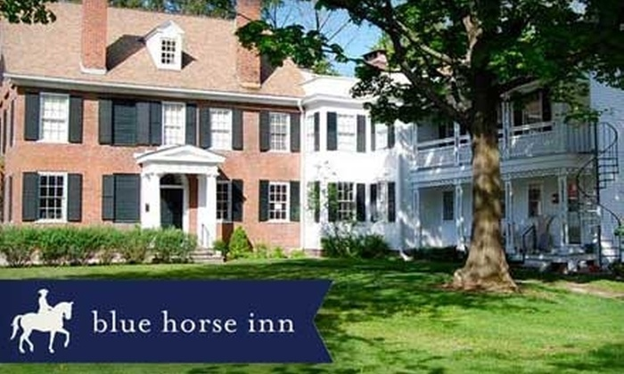 Blue Horse Inn - Woodstock: $99 for a One-Night Stay at the Blue Horse Inn in Woodstock (Up to $210 Value)