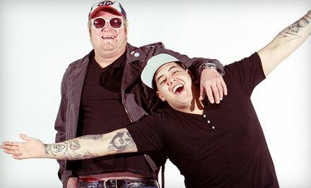Sublime with Rome at Verizon Wireless Amphitheater on Thurs., Aug. 16 at 6PM: Reserved Seating - Sublime with Rome in Maryland Heights