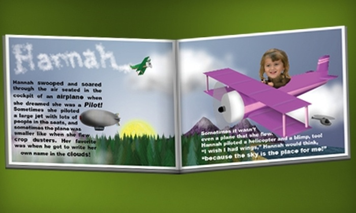 Starbound Storybooks: $15 for a Personalized Paperback Mini Booklet from Starbound Storybooks ($29.95 Value)