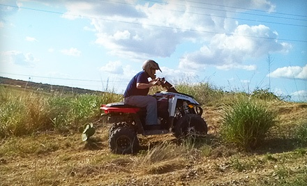 Four-Wheel ATV Adventure Tour for 2 (a $76 value) - Roll Rage in New Braunfels