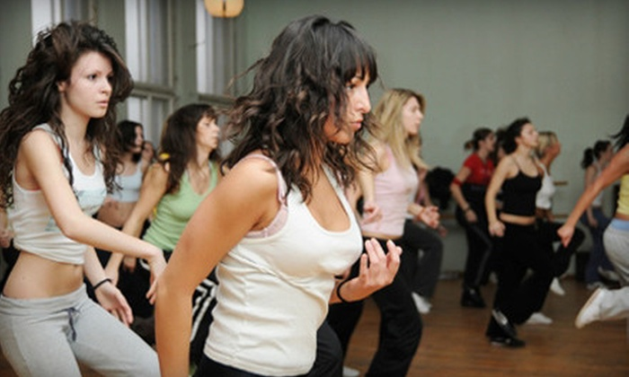 Oh My You're Gorgeous - Adams: $20 for Four Pole-Dancing, Zumba, Pilates, or Other Fitness Classes at Oh My You're Gorgeous in Mars ($60 Value)