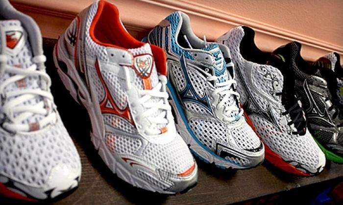 Louisiana Running Company - Mid-City: $20 for $40 Worth of Running Gear at Louisiana Running Company