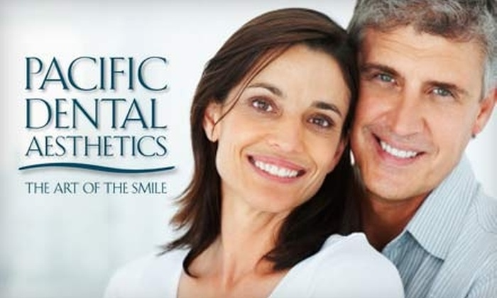 Pacific Dental Aesthetics - Manhattan Beach: $35 for an Oral Exam, X-rays, and Custom Teeth-Whitening Trays and Gel at Pacific Dental Aesthetics in Manhattan Beach ($373 Value)