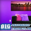 SCANDIGITAL,INC. - Portland: $35 for a Panoramic Wall Mural from Larger Than Life Prints