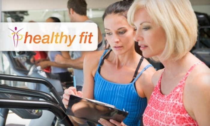Healthy Fit for Women - Mamaroneck: $49 for One Personal-Training Session and Four Small-Group Sessions, Plus One Month of Unlimited Gym Usage, at Healthy Fit for Women ($249 Value)