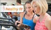 Healthy Fit for Women-Westchester - Mamaroneck: $49 for One Personal-Training Session and Four Small-Group Sessions, Plus One Month of Unlimited Gym Usage, at Healthy Fit for Women ($249 Value)