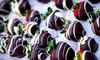 Deborah's Specialty Cakes - Athens-Clarke County unified government (balance): $10 for a Dozen Chocolate-Covered Strawberries ($24 Value) or $50 for $100 Toward a Wedding Cake at Deborah's Specialty Cakes