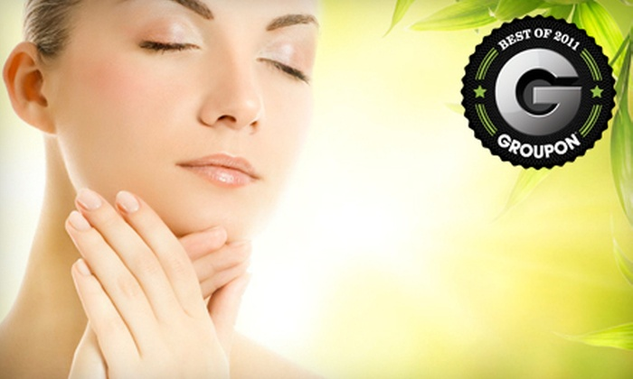 Indigo Salon and Spa - Kittyhawk: $129 for a Spa Day for Two with Hot-Stone Massage and Detoxifying Footbath at Indigo Salon and Spa ($312 Value)