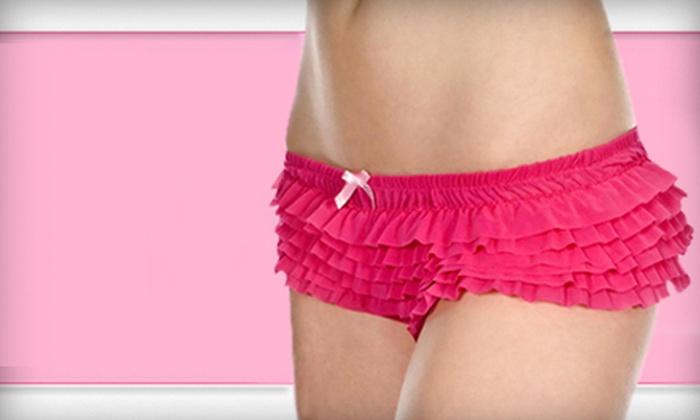 eUndies.com: $12 for $25 Worth of Women's Underwear and Sleepwear from eUndies.com