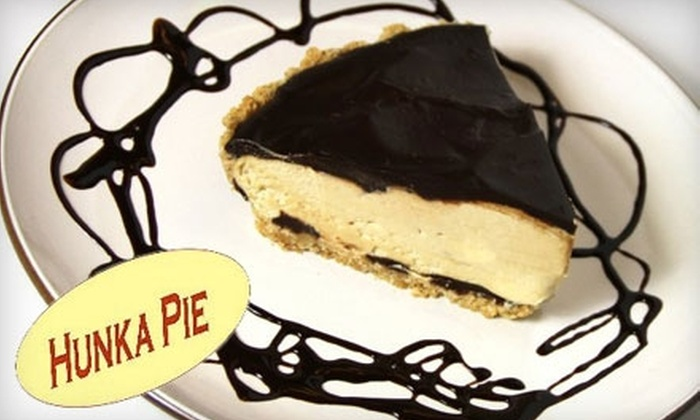 Hunka Pie - Little Rock: $8 for $16 Worth of Premium Handmade Pies and More at Hunka Pie