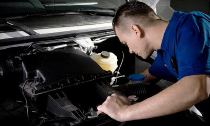 Joe's Auto Repair - 5: $15 for an Oil Change at Joe's Auto Repair ($30 Value)