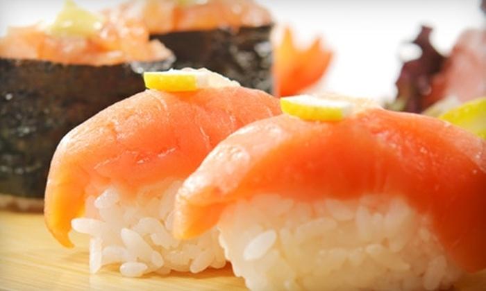 Sushi Nabe - North Chattanooga Neighborhood Association: $12 for $25 Worth of Japanese Fare at Sushi Nabe