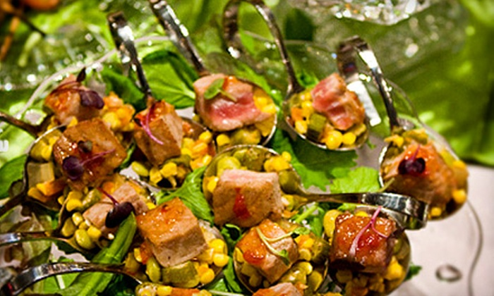 Mint - Ridgeland: $75 for a Gourmet Southern Three-Course Dinner with Wine Pairings for Two at Mint ($150 Value)