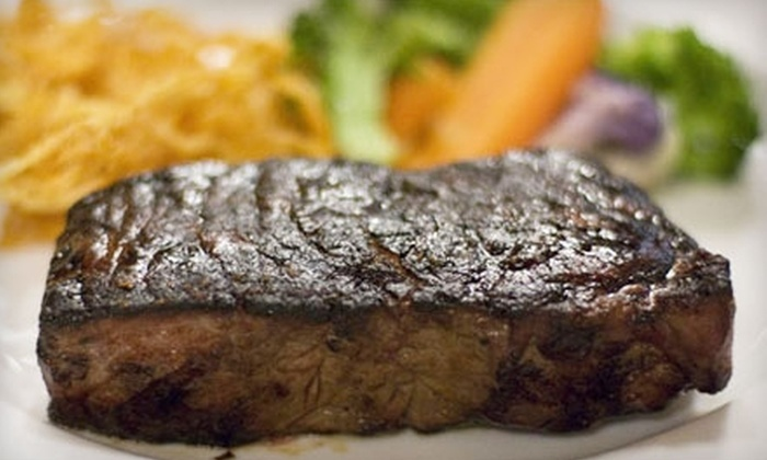 The Palm Beach Steakhouse - Ocean Park: $25 for $50 Worth of New American Dinner Cuisine and Drinks at The Palm Beach Steakhouse